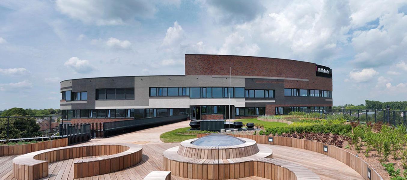 Kellebeek College Genomineerd Tot Dak Van Het Jaar