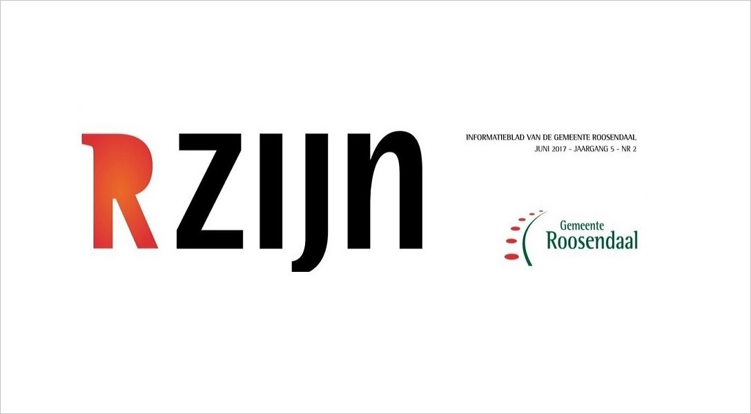 Verhaal Van DER In Gemeentelijk Blad RZijn